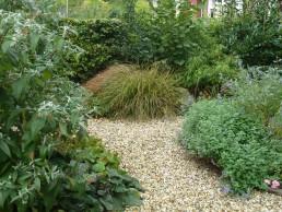 jaren dertig tuin oosterbeek grassen vlinderstruik